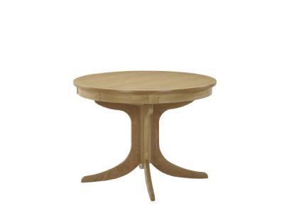Circular Dining Table on Pedestal