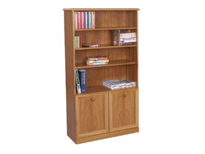 Bookcase 2 Door