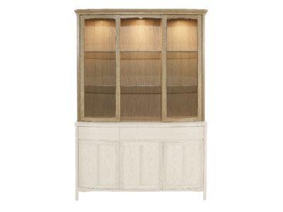 Shaped Glass Door Display Top Unit