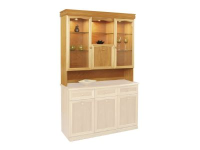 Top Display Unit Two Doors One Cocktail Flap