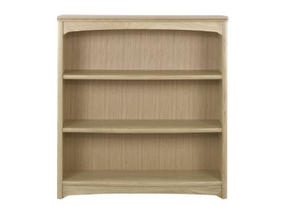 Mid Height Double Bookcase