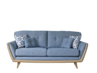 Scandi 3 Seater Sofa