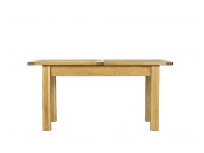 1600 Extending Dining Table Oak