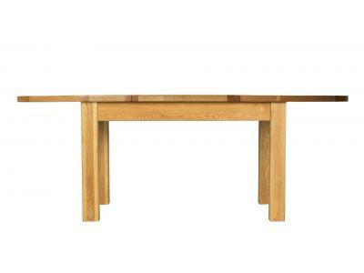 1760 Extending Oval Dining Table Oak