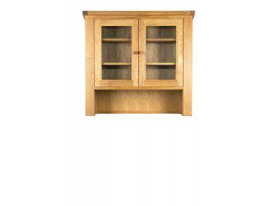 2 Dr / Dwr Dresser Top Oak