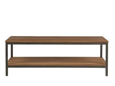 Coffee Table with Shelf