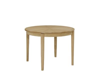 Circular Dining Table on Legs
