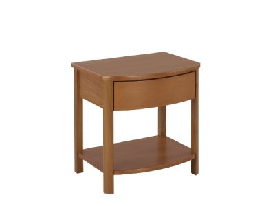 Shaped Lamp Table