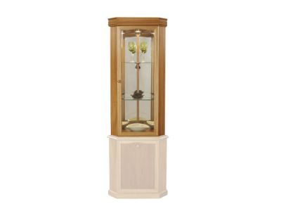Top Corner Display Unit with Mirrored Back