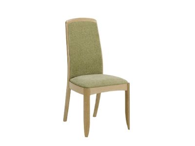 Upholstered Back Dining Chair