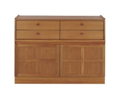 4 Drawer Mid Storage Unit
