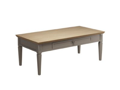 Coffee Table with 1 Drawer