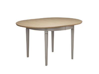 Circular Dining Table on Legs