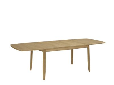 Large Boat Shaped Table on Legs