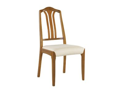 Classic Slat Back Dining Chair