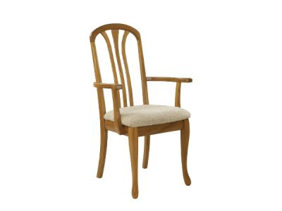 Arran Slat-back Carver Chair