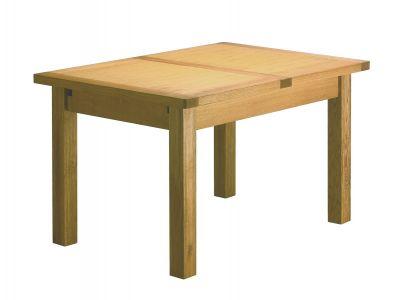 1300 Extending Dining Table Oak