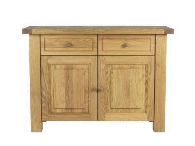 2 Dr / Dwr Sideboard  Oak