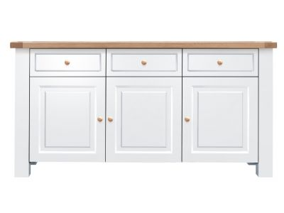 3 Dr / Dwr Sideboard Painted
