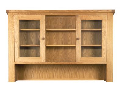 3 Dr / Dwr Dresser Top Oak