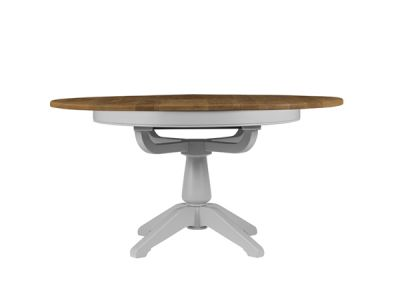 1100 Round Extending Dining Table