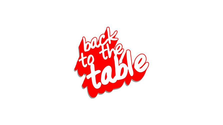 Get Back to the Table